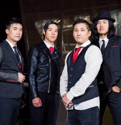 Special Performance: The Slants